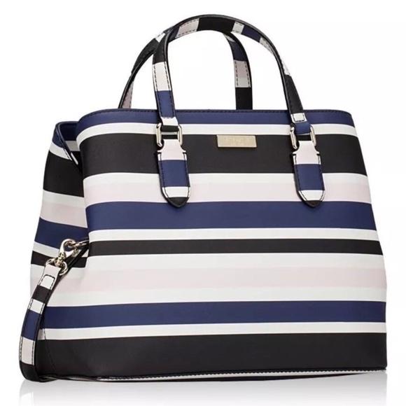 kate spade Handbags - Kate Spade New York Evangelie Stripes Bag